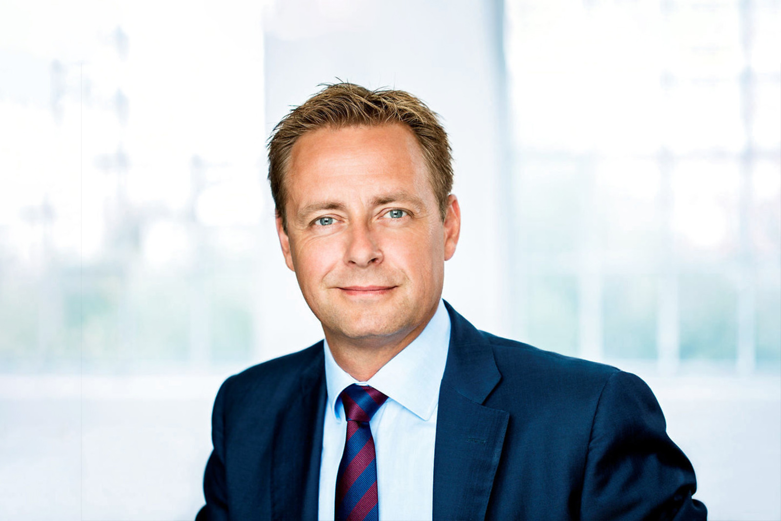 Henrik Drusebjerg named Head of Nordic 